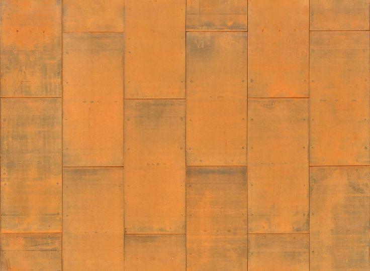 corten steel seamless texture