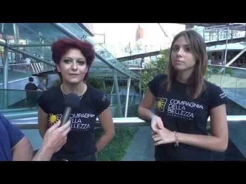 Torino: trucco e parrucco nel backstage di Miss Italia - YouTube