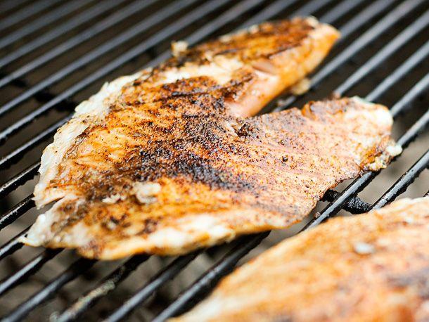 Grilling: Tilapia Fish Tacos | Serious Eats : Recipes