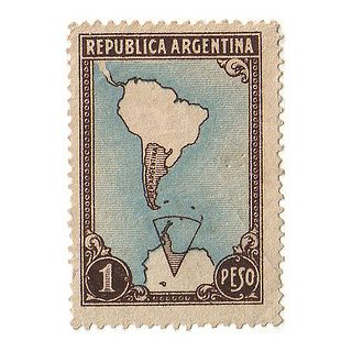 Argentina - Postage Stamp. History, Culture and Tradition; in keeping with my story http://www.amazon.com/With-Love-The-Argentina-Family/dp/1478205458