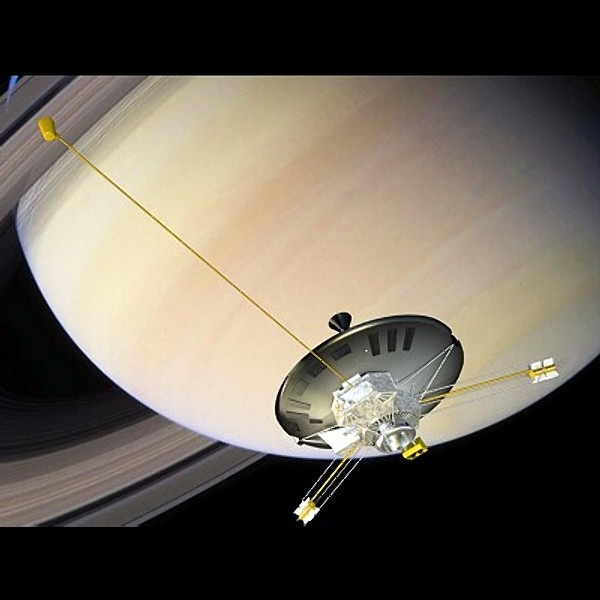 Pioneer 11 Spacecraft by Jupiter (page 3) - Pics about space