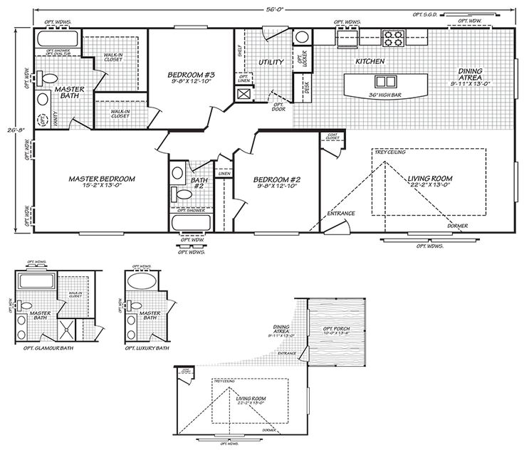 24 best landhomes for sale images on pinterest floor plans marysville double wide hud manufactured home malvernweather