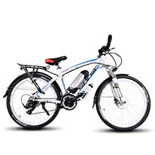 Электрический велосипед горный велосипед электрический велосипед литий горный велосипед 26 дюймовый многофункциональный ebike(China (Mainland))