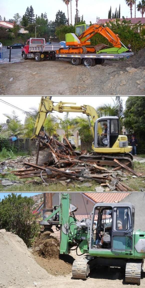 RS Rentals provides caisson drilling, demolition and excavation equipment rentals. They also have equipments for swimming pool repairs, boulders installation and more.
