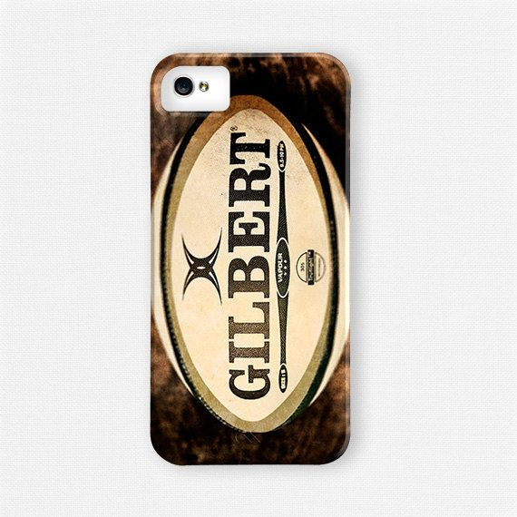 Rugby iPhone 4s Case iPhone 5/5s 5C Case by LisaRussoFineArt, $45.00