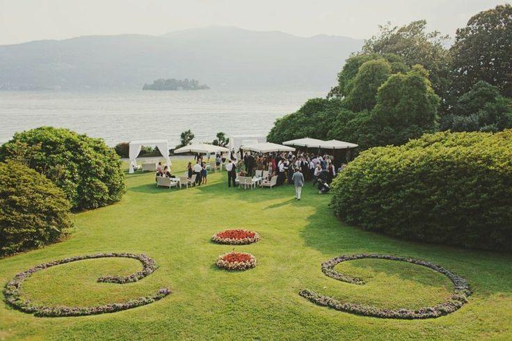 Fede & Jia En's Wedding on Lago Maggiore  Photo Credit: Jonathan Ong Photography