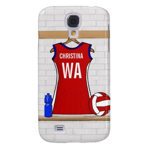 ==>>Big Save on          	Custom Netball Uniform Red with Blue and White Samsung Galaxy S4 Cases           	Custom Netball Uniform Red with Blue and White Samsung Galaxy S4 Cases We have the best promotion for you and if you are interested in the related item or need more information reviews fro...Cleck Hot Deals >>> http://www.zazzle.com/custom_netball_uniform_red_with_blue_and_white_case-179403364313184474?rf=238627982471231924&zbar=1&tc=terrest