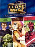 Star Wars: The Clone Wars - A Galaxy Divided/Clone Commandos/Darth Maul Returns [3 Discs] [DVD]