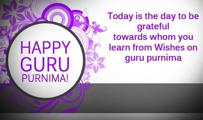 Today Is The Day - Tap to see more of the best guru purnima wishes! @mobile9