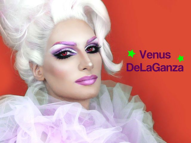 I got: Venus DeLaGanza! What is Your Drag Queen Name?
