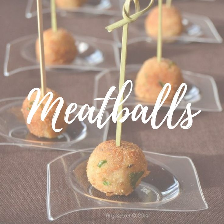 Meatballs Cover designed with Canva