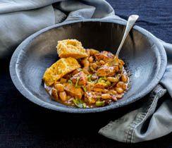 White-hot Chicken Chili