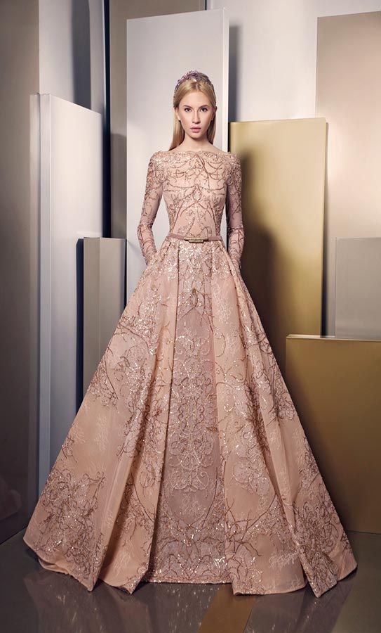 Haute Couture Spring/Summer 2016 By Ziad Nakad
