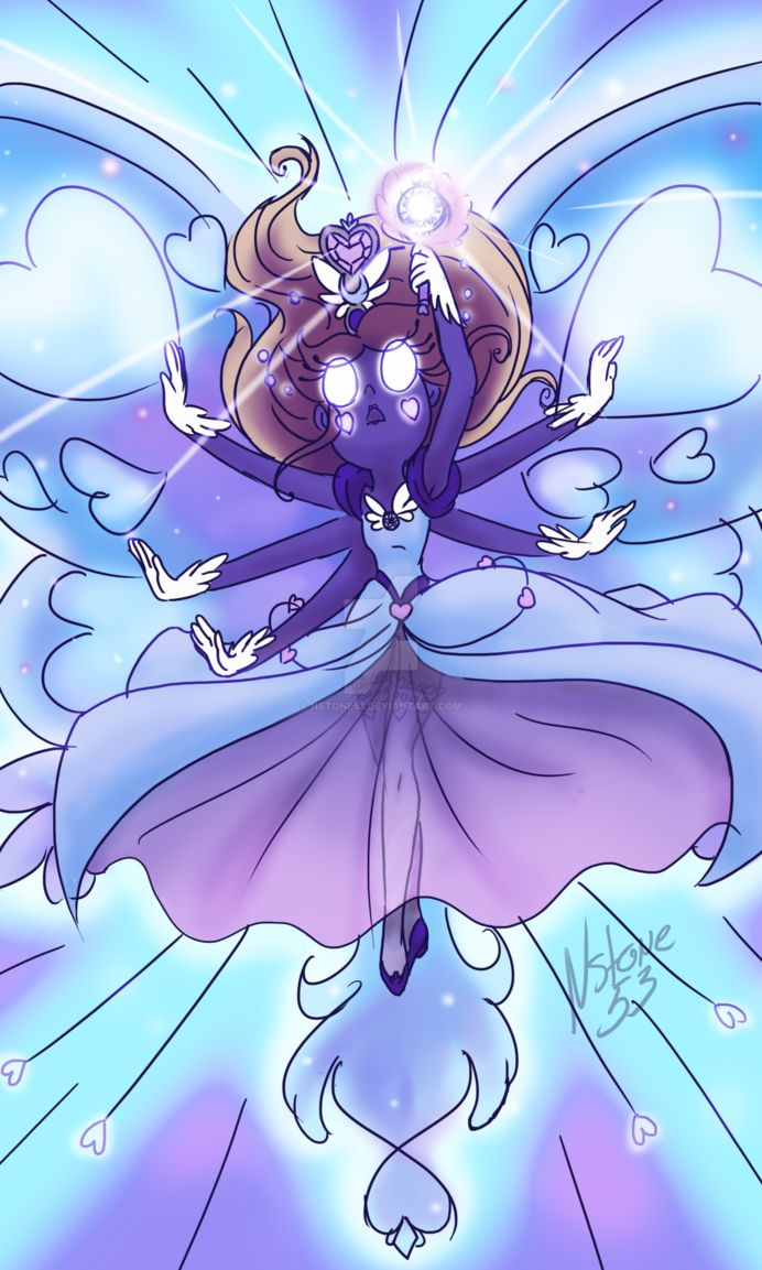 Queen Star Butterfly by Nstone53 on DeviantArt Thank You for the one who draw this coz it's SO COOL!!