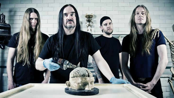 Just in case you have not listened yet to the latest Carcass album, back in July 2013, we published an article from them streams the song 'Captive Bolt Pistol'. Make sure to take a listen and let us know what you think of their comeback with the 'Surgical Steel' album by leaving your comment on the web site, it would be greatly appreciated as we will start to reward top commenters with free CDs.