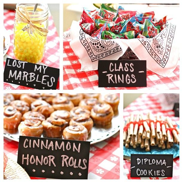 172 Best Graduation Party Ideas Images On Pinterest