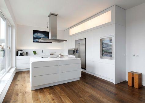 321 best Wohnen images on Pinterest Kitchen ideas, Kitchen and - sockelleisten für küchen