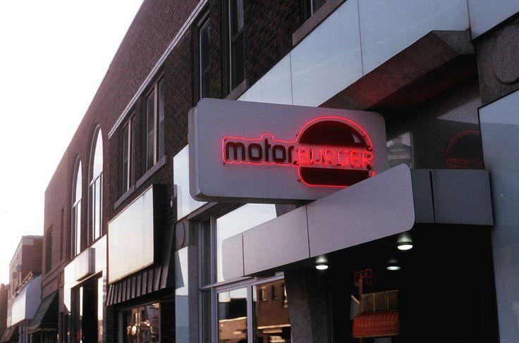 Motor Burger - Windsor, Ontario
