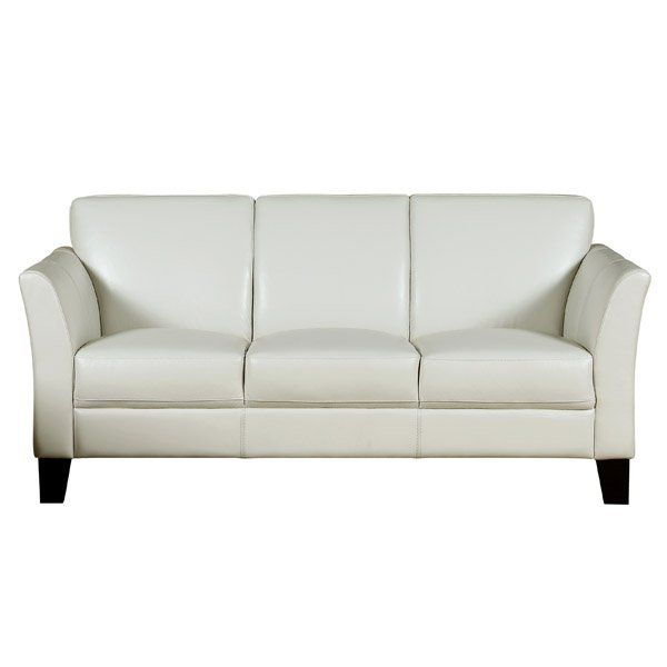 Cream Leather Sofa A Great Choice For Modern Homes Leather Sofa