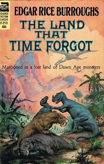 Edgar Rice Burroughs, The Land That Time Forgot