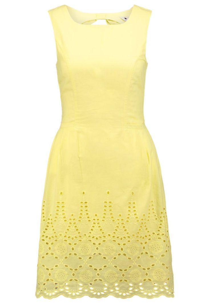 bestil Yumi Sommerkjoler - yellow til kr 649,00 (04-03-16). Køb hos Zalando og få gratis levering.