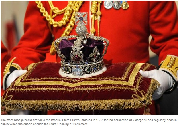 England's Imperial State Crown