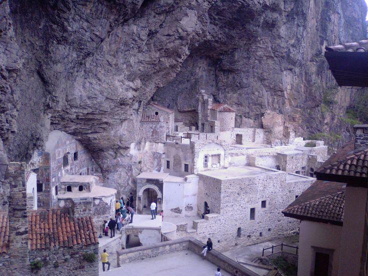 SUMELA MANASTIRI-TRABZON-TURKEY