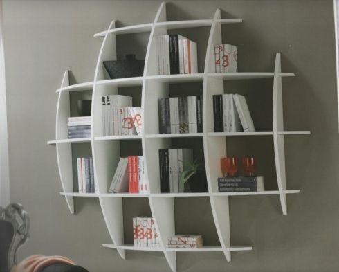 El ltimo mueble de esta habitaci n es una estanteria esa estanteria es moderna y pract ca - Estanterias modernas de pared ...
