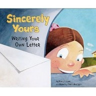 writing your own letter... to teach them how to write a letter!!!! <3