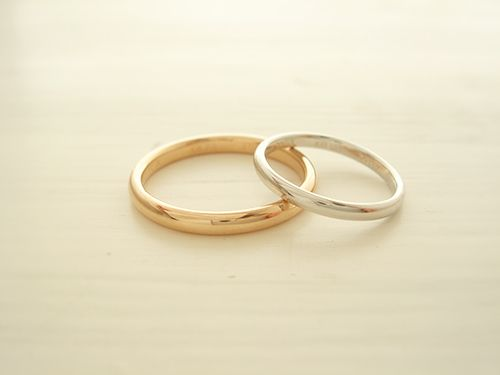 ZORRO Order Collection - Marriage Rings - 109-3