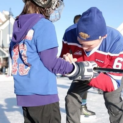 Thank you to everyone who came out to skate with the @edmoilkings on Jan. 15!