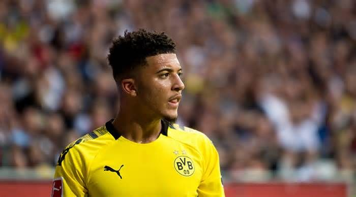 Latest News For Liverpool Join Manchester United And Real Madrid In The Race For Unsettled Jadon Sancho Real Madrid Zinedine Zidane Real Madrid Sancho