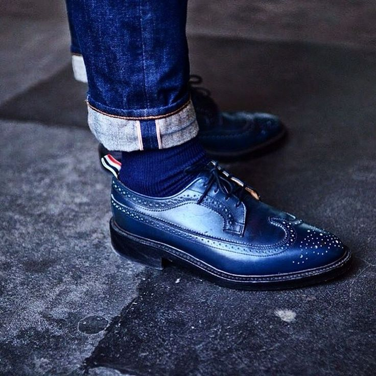Stylish mens wingtip shoes ideas for stunning looks 14