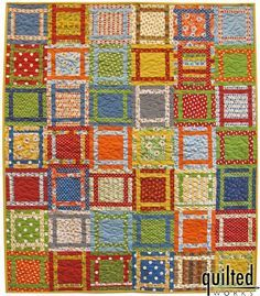 Flashback Friday: Layer Player Quilt « Moda Bake Shop