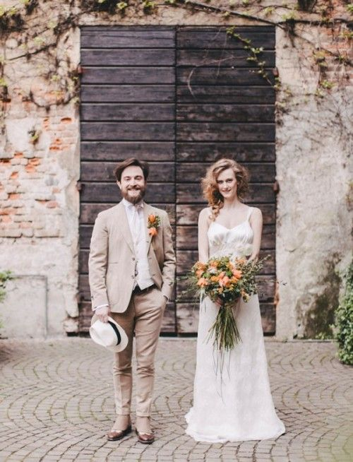 Fall Rustic And Retro-Inspired Italian Wedding Shoot 1