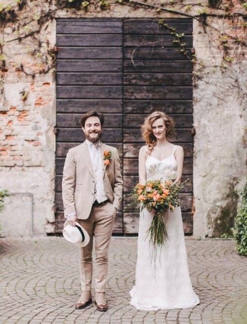 Fall Rustic And Retro-Inspired Italian Wedding Shoot 1