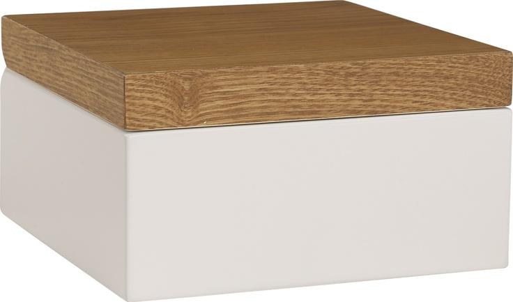 Array liten boks. Finnes i tre størrelser; liten, medium, stor. Kr. 150,- / 170,- / 205,-