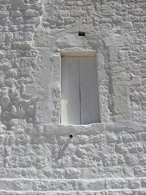 The white Ostuni, Brindisi, Puglia