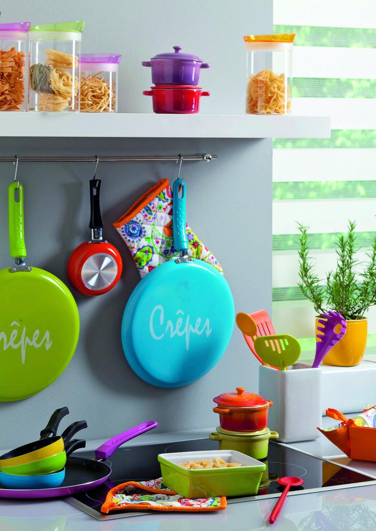 Accesorii pentru o bucatarie vesela. Tigaie clatite - 24,99Lei #pasteluri #kikaromania #accesorii #bucatarie #culori