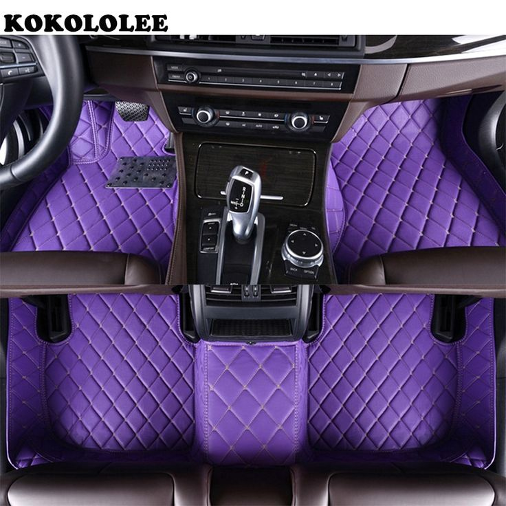 KOKOLOLEE Custom car floor mats for Renault All Models