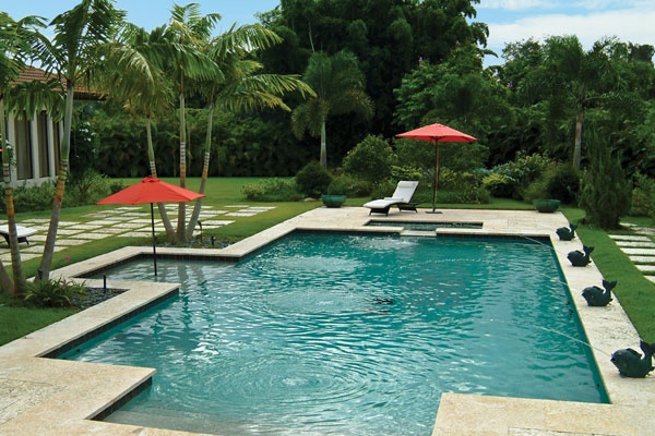contemporary pools - Google Search
