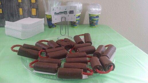 Ninja Turtles party food ideas