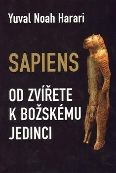 Obálka titulu Sapiens