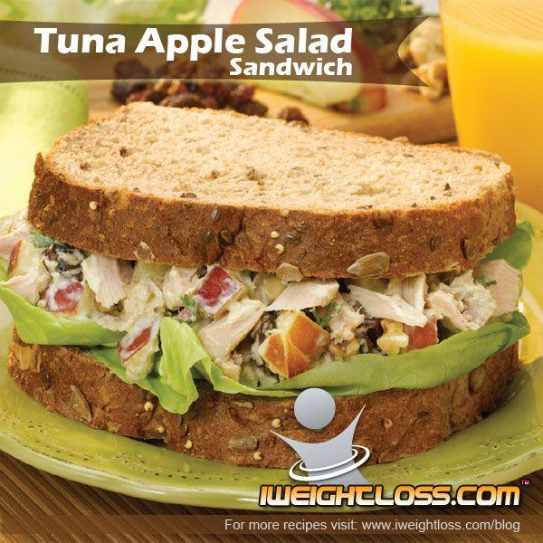 Tuna fish sandwich healthy for How to make tuna fish sandwich