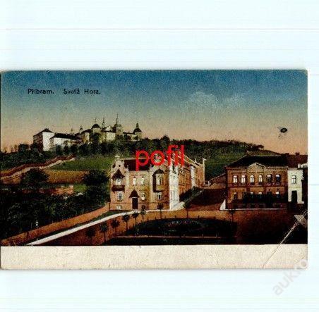 Příbram - Svatá Hora /231927/ (5062739555) - Aukro - největší obchodní portál