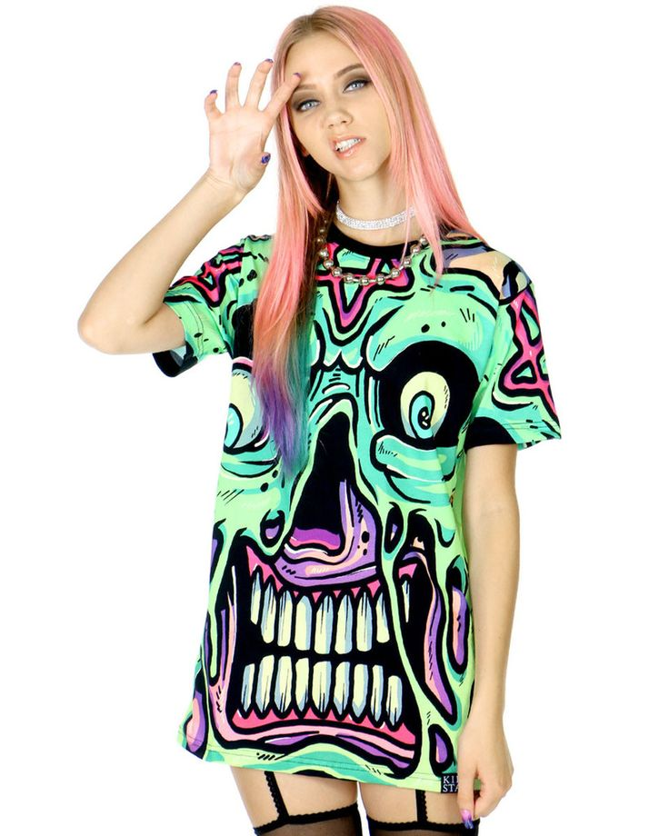 Kill Star MONSTER DIGITAL TEE! at SHOPJEEN.COM!