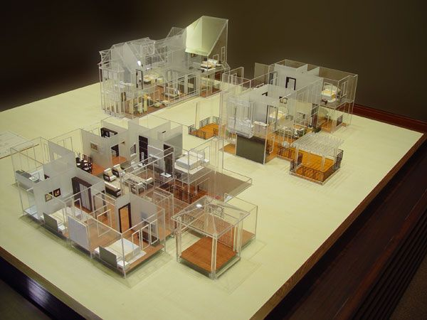 model-sets, Architectural Model, Scale Model, Model Maker
