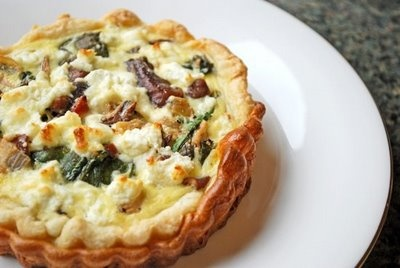 Quiche - Curtis Stone's Recipe
