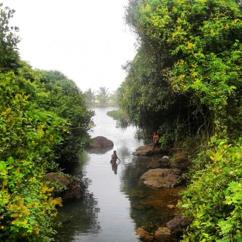 Sweet Water Lake, Arambol, Goa
