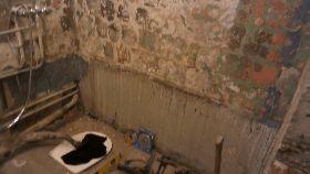 Совмещение и ремонт ванной комнаты до и после